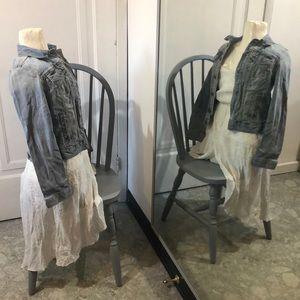 New Jean Jacket